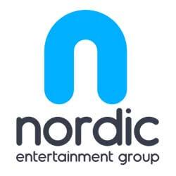 nordic entertainment group - Logo