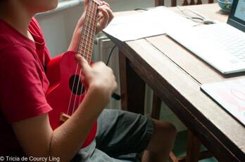 j ukulele