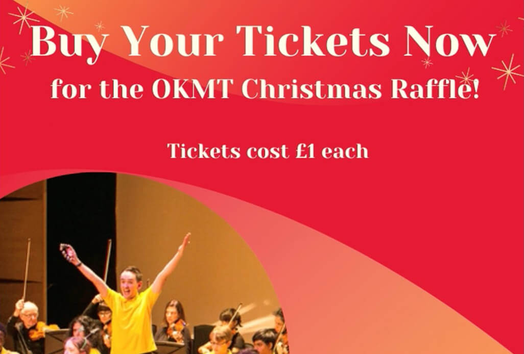 Link to OKMT Christmas raffle